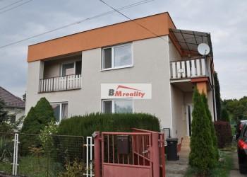 Na predaj rodinný dom len 6km od Levíc v Krškanoch
