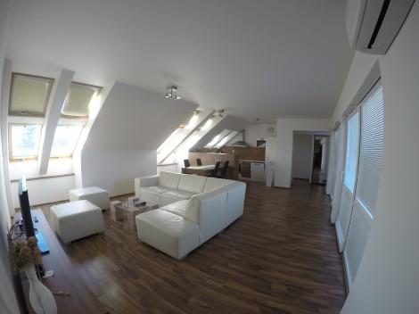 Prenájom nadštandardného 4 izbového bytu